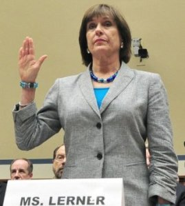 Lois Lerner, IRS administrator, pleads the fifth amendment, but also says she's innocent