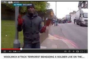 woolwich beheading