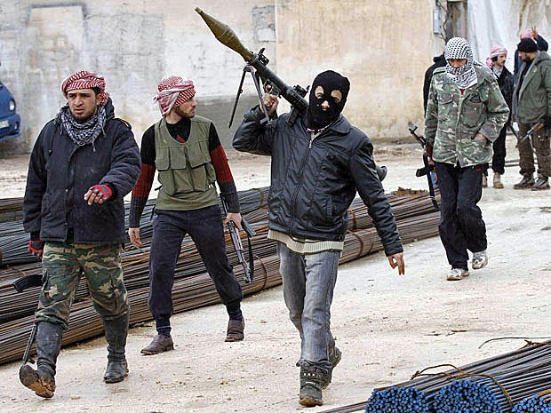 syrian rebels