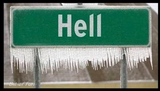 hell-frozen