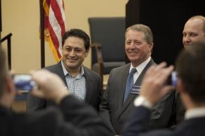 SD10 GOP Candidates L-R: Tony Pompa, Mark Skinner, Jon Schweitzer