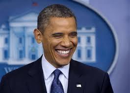 Obama-smirk-on-face-press-conference