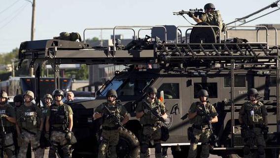 police-in-Ferguson