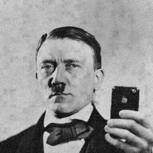 hitler selfie