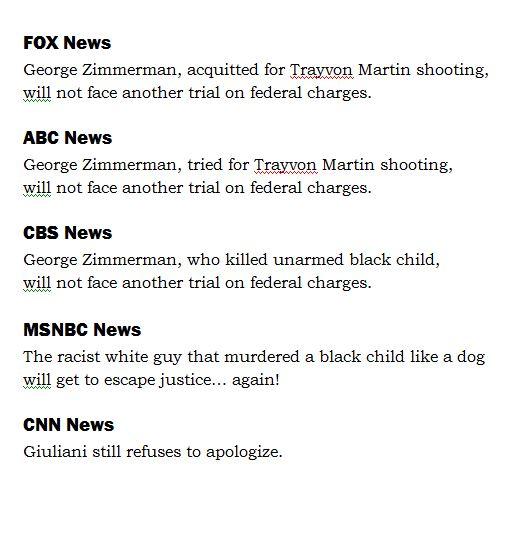 trayvon news