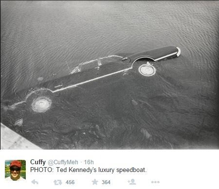 At least one guy might have been president if he'd bought Rubio's boat instead of a Lincoln.