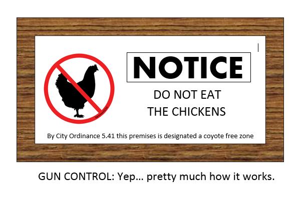 coyote free zone